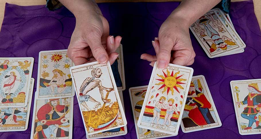 Tarotkort – en väg in i spådomen